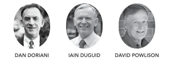 Dan Doriani, David Powlison, Iain Duguid