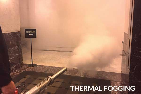 thermal fogging