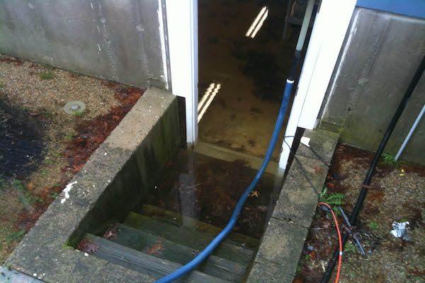 flood damage restoration, water damage restoration