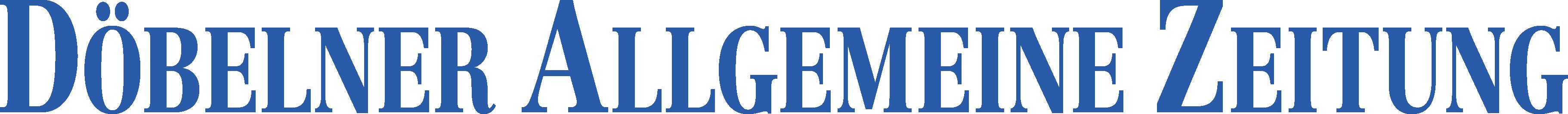 Logo der Zeitung Döbelner Allgemeine Zeitung