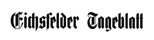 Logo der Zeitung Eichsfelder Tageblatt