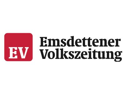 Logo der Zeitung Emsdettener Volkszeitung