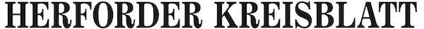 Logo der Zeitung Herforder Kreisblatt