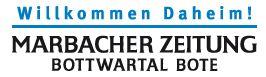 Logo der Zeitung Marbacher Zeitung