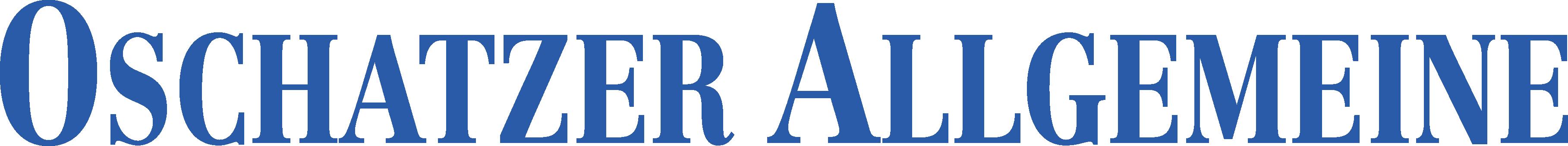 Logo der Zeitung Oschatzer Allgemeine
