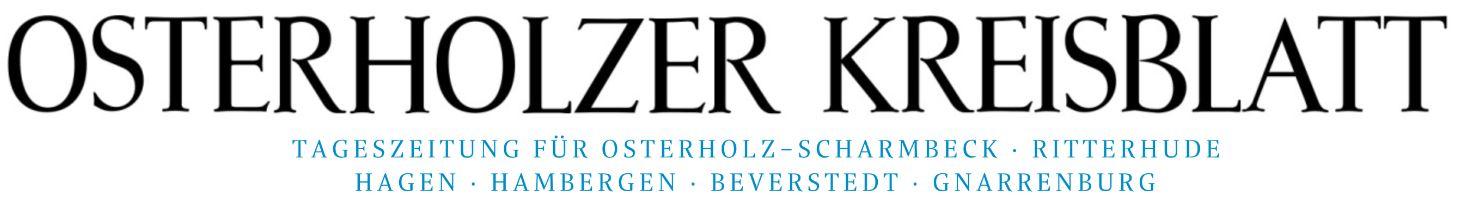 Logo der Zeitung Osterholzer Kreisblatt