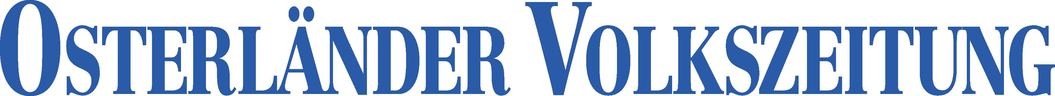 Logo der Zeitung Osterländer Volkszeitung