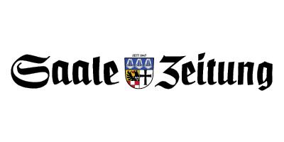 Logo der Zeitung Saale Zeitung
