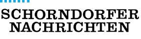 Logo der Zeitung Schorndorfer Nachrichten