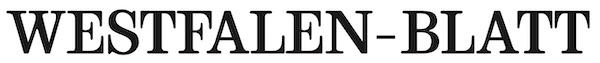 Logo der Zeitung Westfalen-Blatt