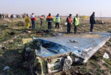 Photo of Evidence From Downed Ukrainian Flight Poses More Puzzles About Crash