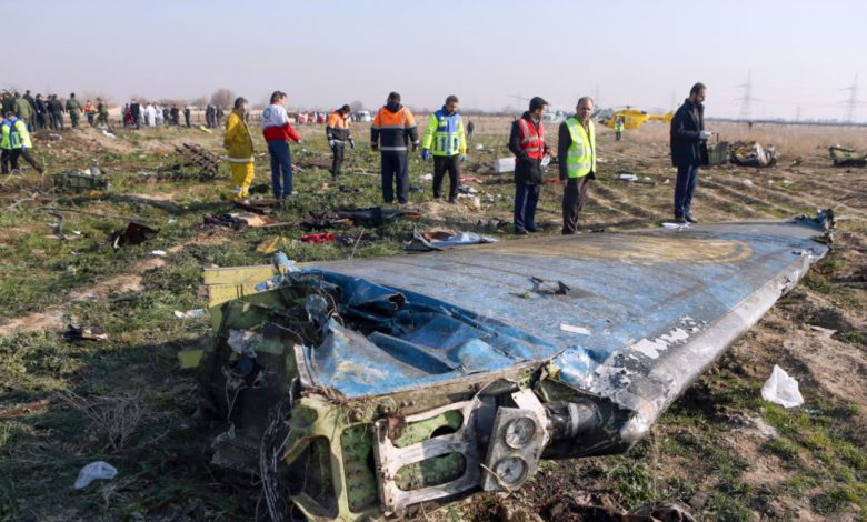 Evidence From Downed Ukrainian Flight Poses More Puzzles About Crash