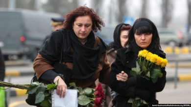 Photo of As Victims' Bodies Arrive In Kyiv, Tehran Clouds Plans For Flight PS752's Black Boxes