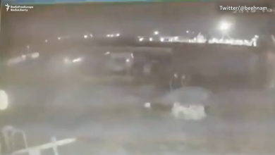 Photo of New Video Shows Two Iranian Missiles Downing Ukrainian Airliner