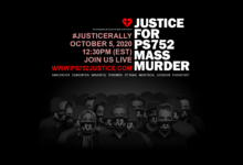 Photo of Our report on: #JusticeRally – Justice for PS752 Mass Murder