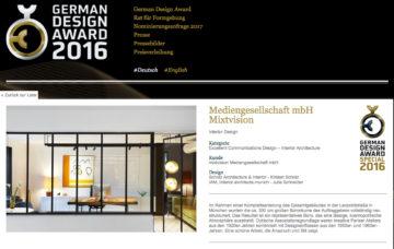 Pslab lighting designers pslab german design awards mediengesellschaft tmbh mixtvision malvernweather Gallery