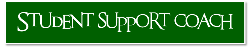 Student Support Coach