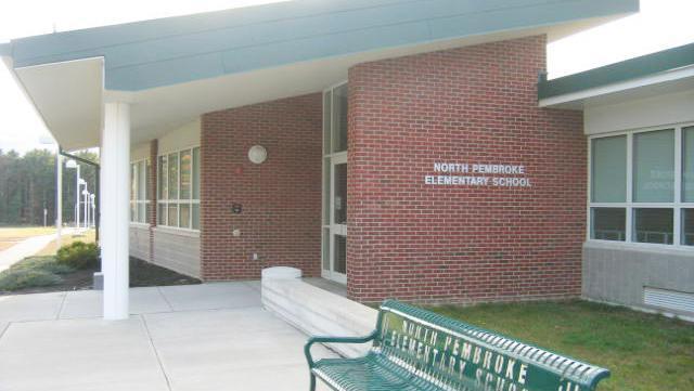 North Pembroke Elementary School Building Photo
