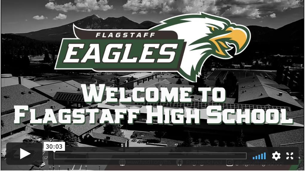 Welcome to Flagstaff High School