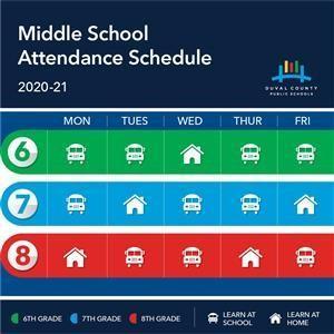 Attendance Schedule