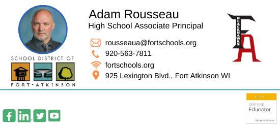 Adam Rousseau