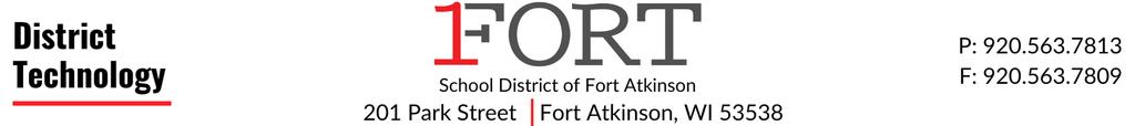 District Technology