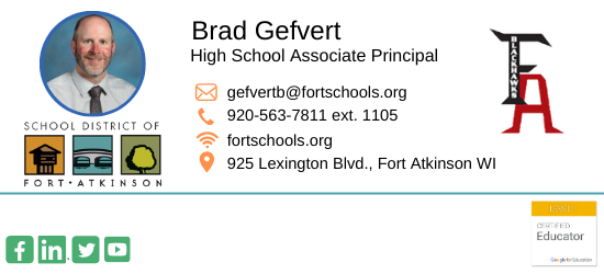 Brad Gefvert