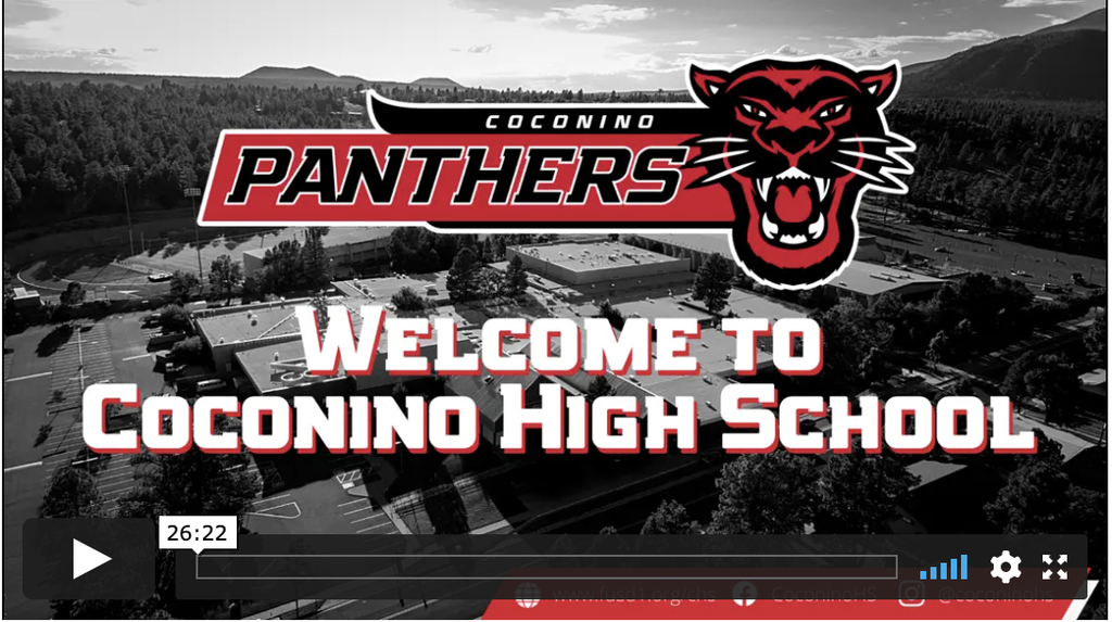 Welcome to Coconino High School