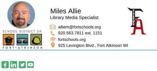 Miles Allie