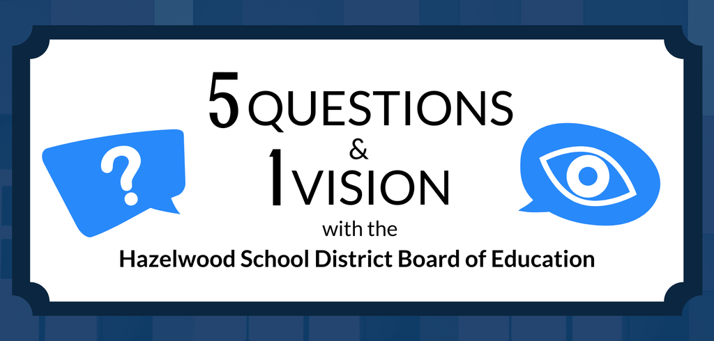 5 Questions 1 Vision