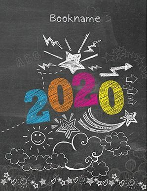 HMS 2020 Yearbook Cover