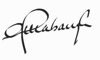 abram lucabaugh signature