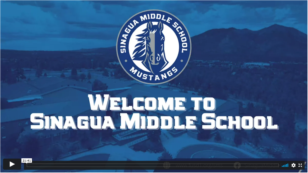 Welcome to Sinagua Middle School