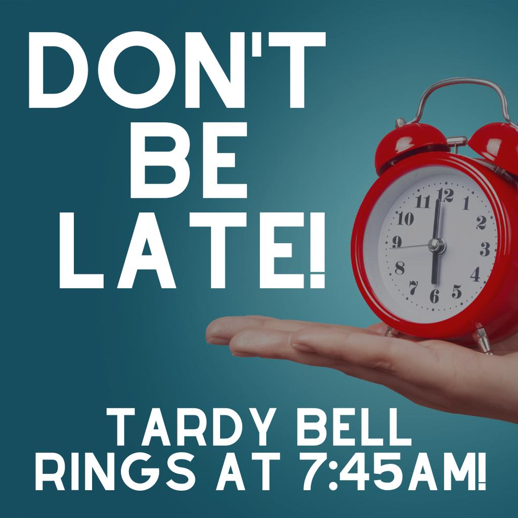Tardy Bell