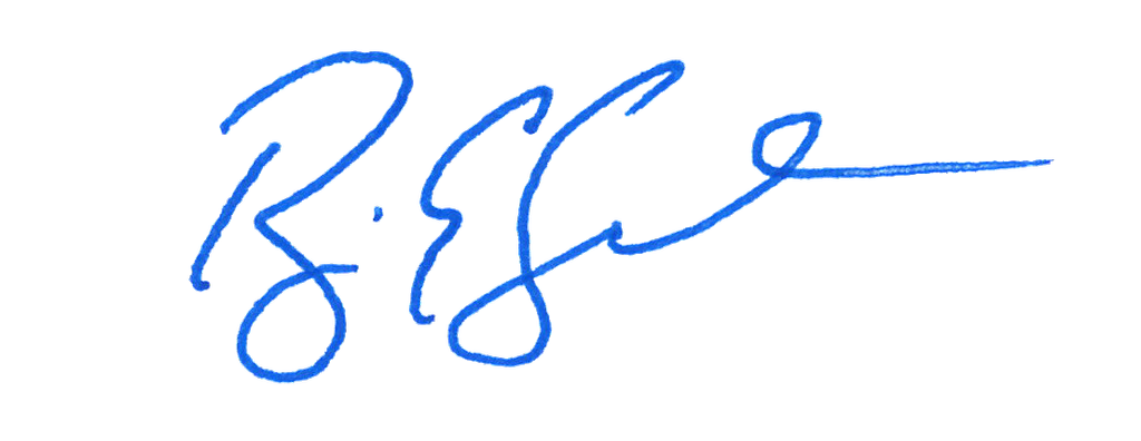 Brian Lynch Signature