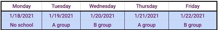 schedule Jpeg image