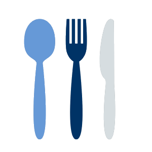 cafeteria icon links to website
