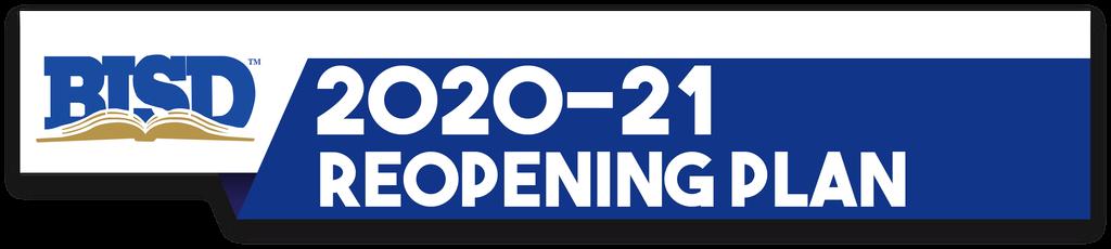 2020-21 Reopening Plan
