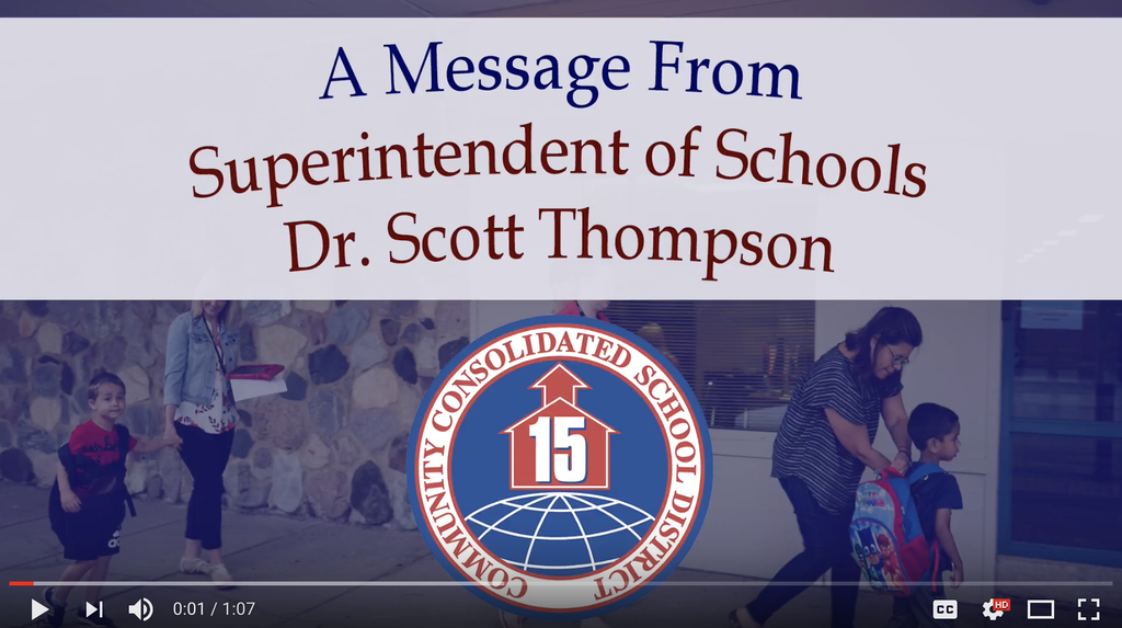 Scott Thompson Welcome Video