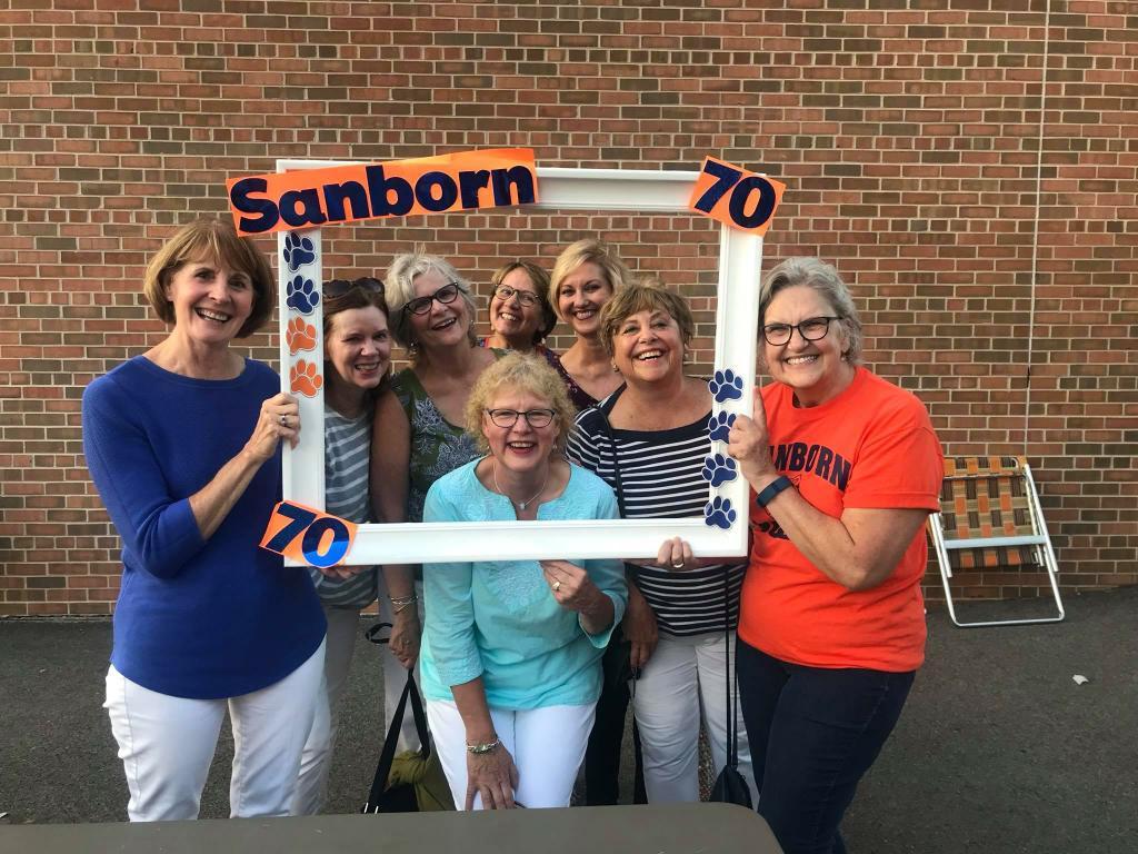 Sanborn 70 years
