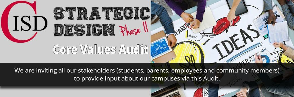 Strategic Design Audit