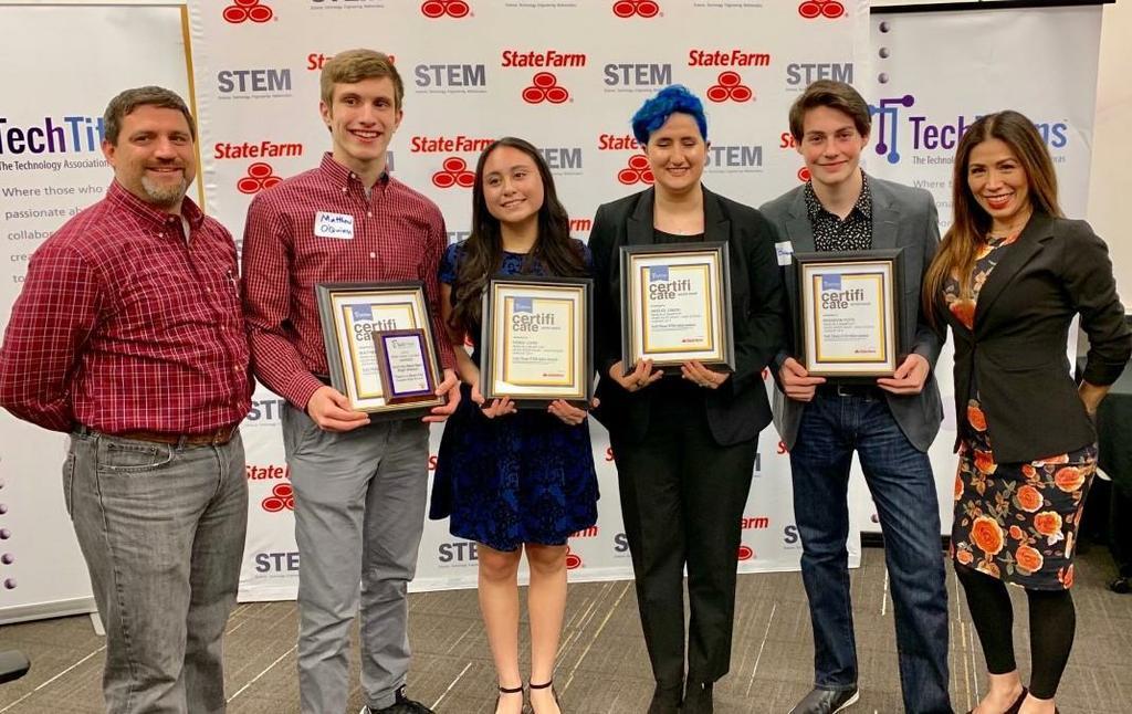 Tech Titans Video Contest Winners