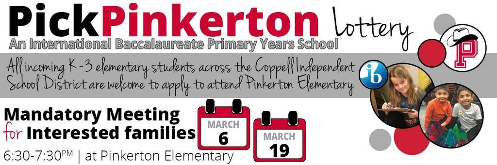 Pick Pinkerton