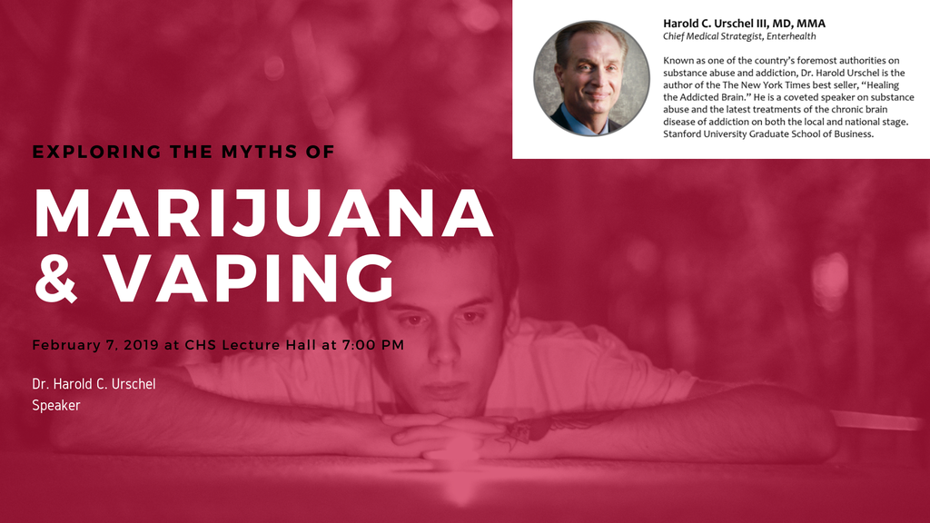 Marijuana and Vaping