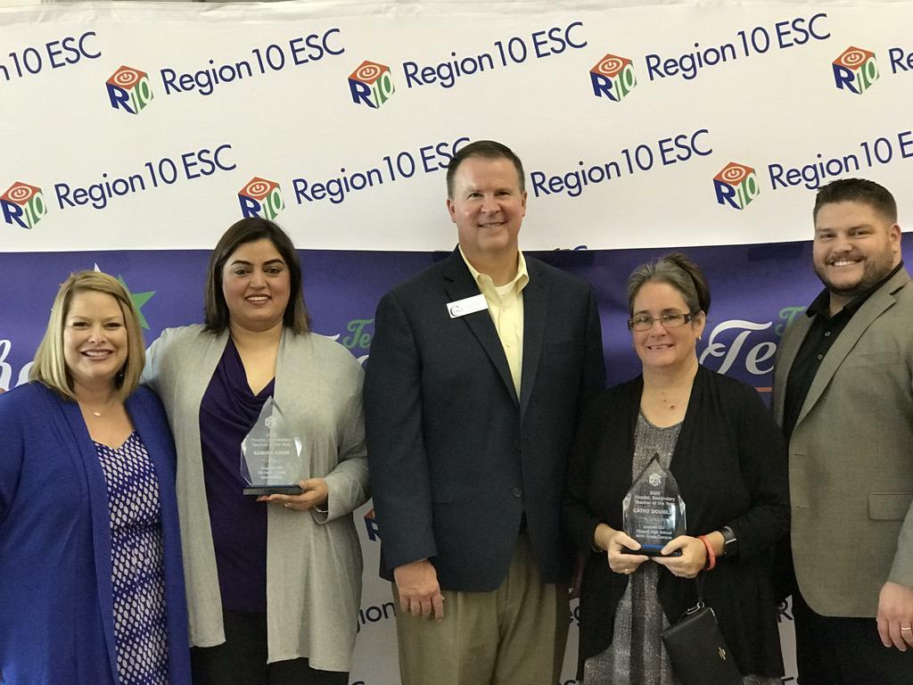 Region 10 Finalists