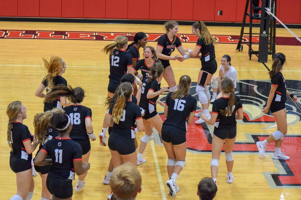 Coppell Volleyball