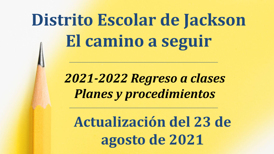 Spanish version of Road Forward Presentation