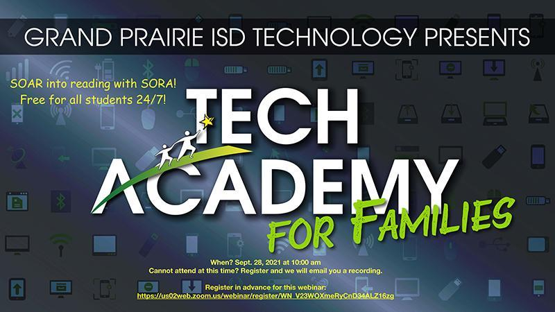 Tech Academy for Families
