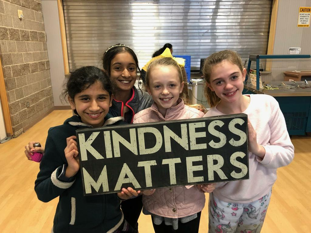 Kindness matters photo
