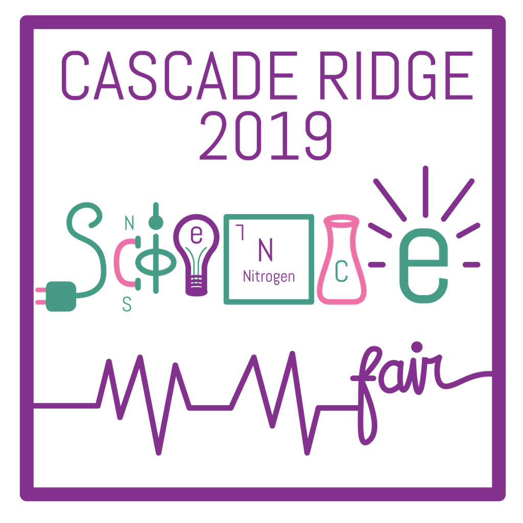 CA Science Fair graphic for 2019